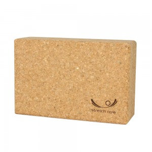Yoga Block made of Cork