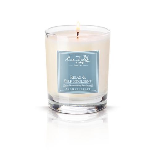 Relax & Self Indulgent Massage Tumbler Candle