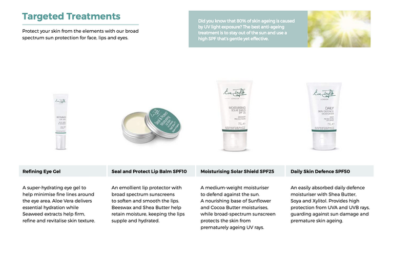 Eve Taylor Skincare Targeted Treatments