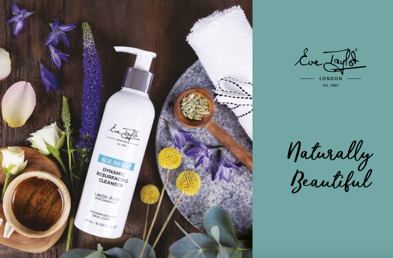 Eve Taylor Skincare Products