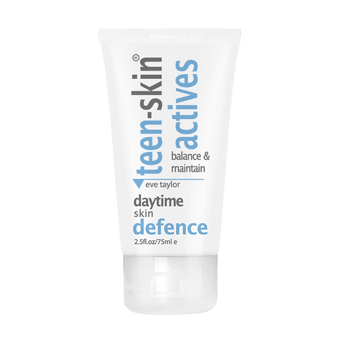 Teen Actives Daytime Defence SPF15