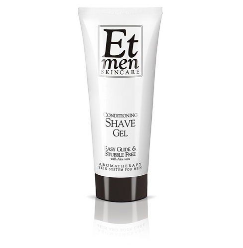 Mens Skin Care Shave Gel