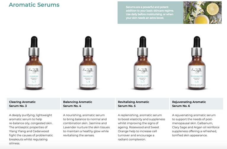 Eve Taylor Aromatic Serums