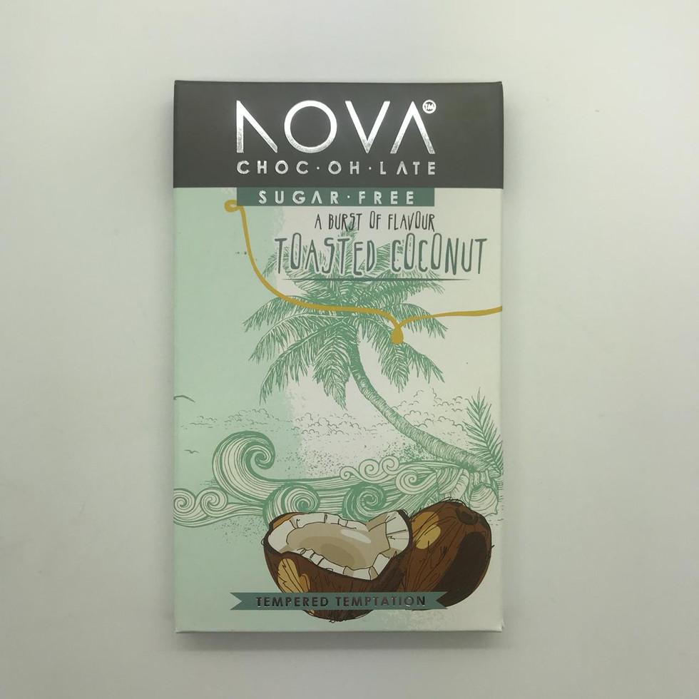 Nova Chocolate - Coconut