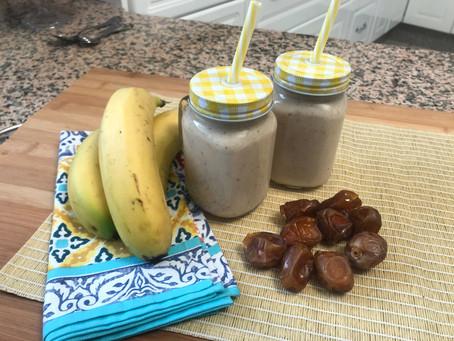 Suhoor Eats with ShazEatsEpisode 1: Banana Date Smoothie