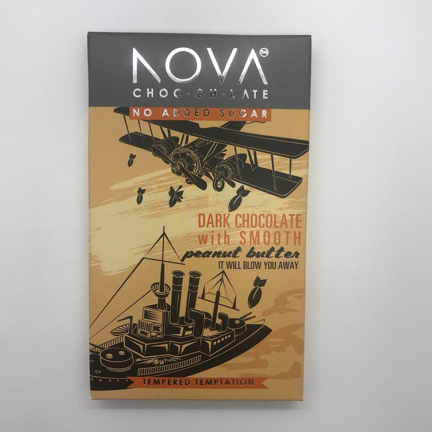 Nova Chocolate - Peanut butter