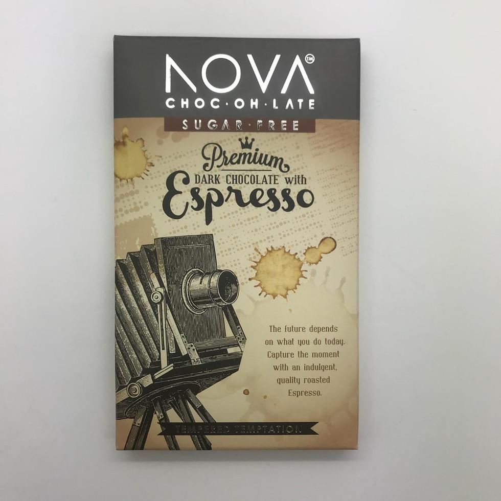 Nova Chocolate - Espresso
