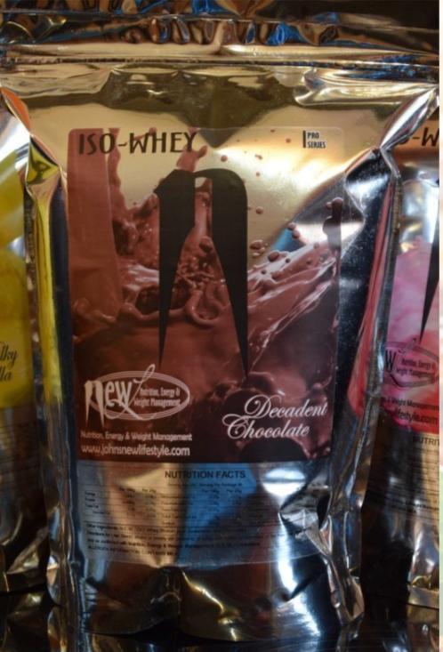 Isowhey Protein - Chocolate