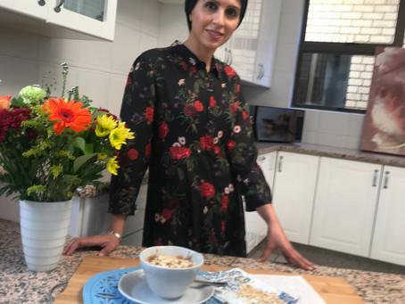 Date and Almond Porridge