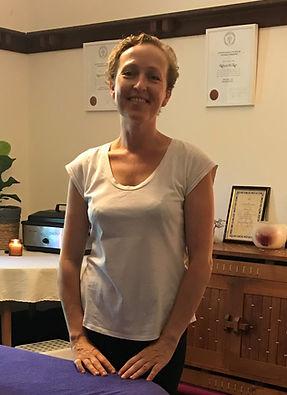 Rebecca Della-Franca Oncololgy Massage Therapist