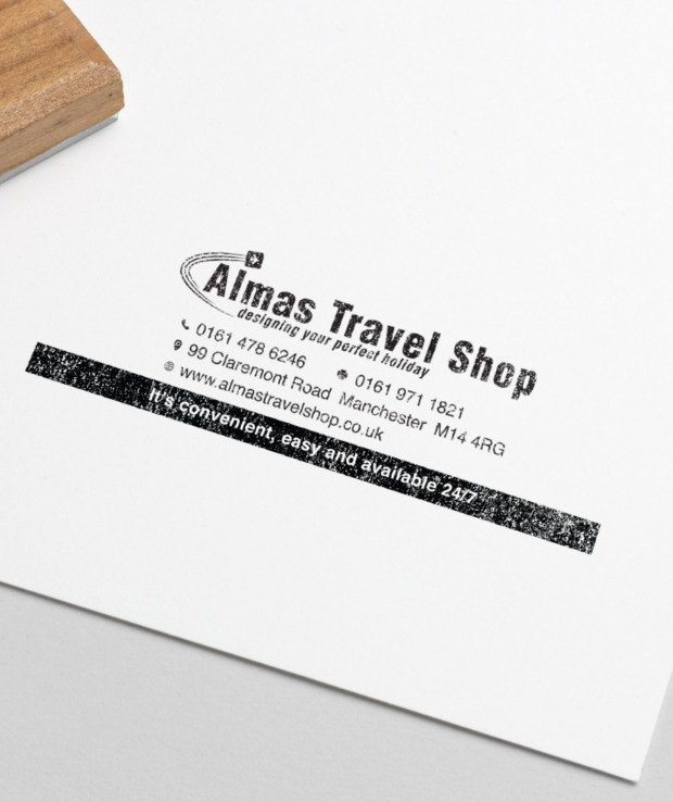Almas Travel Shop