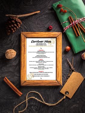 Christmas Menu Final
