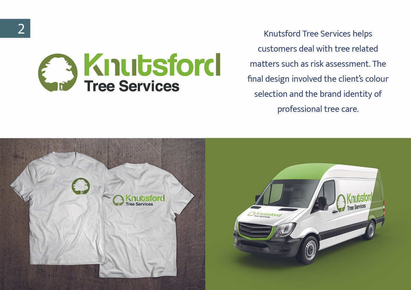 Logo Design - Knutsford Tree Services