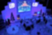 UB winter wonderland conference set