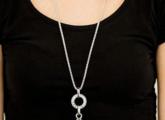 Necklace and Earring Pendent Set