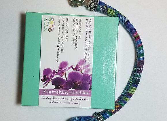 Cotton Bracelet Multi-color