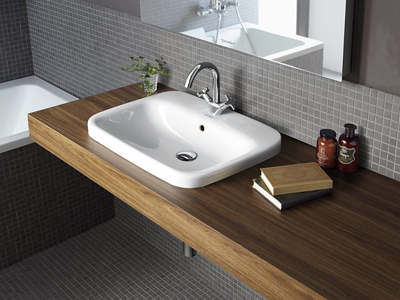 Duravit DuraStyle Drop-In Basin 037456