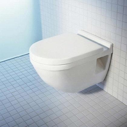Duravit Starck 3 Wall Mounted Toilet 220009