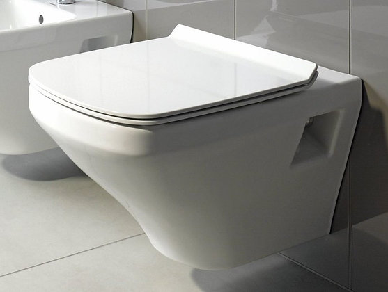 Duravit DuraStyle Wall Mounted Toilet 254009
