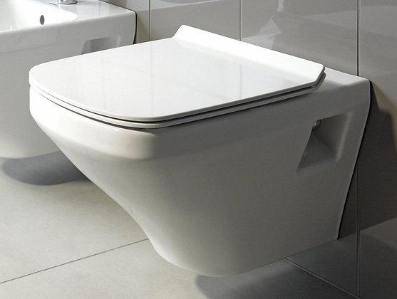 Duravit DuraStyle Rimless Wall Mounted Toilet 253809