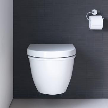 Duravit Darling New Wall Mounted Toilet 254409