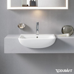 Duravit-me-by-starck-wall-mounted-basin-