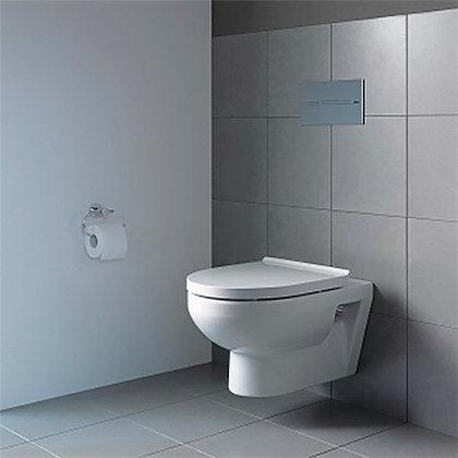 Duravit DuraStyle Basic Rimless Wall Mounted Toilet 256209