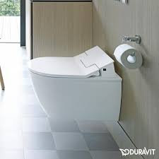 Duravit Darling New Wall Mounted Toilet 254459