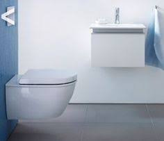 Duravit Darling New Wall Mounted Toilet 254509