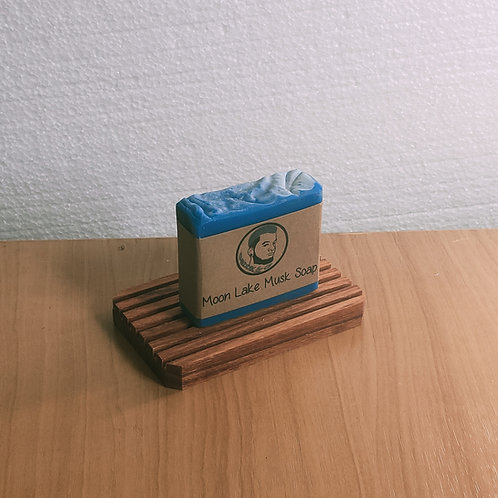Moon Lake Musk Soap