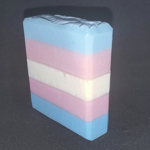 Trans Pride Soap