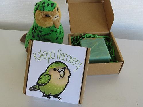 Kakapo Recovery Soap
