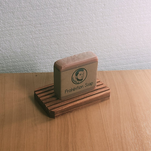 Prohibition (Whiskey & Tobacco) Soap
