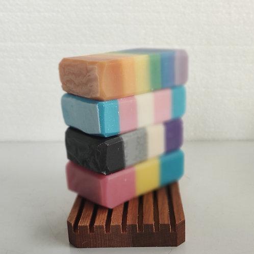 Mini Pride Soap Bundle