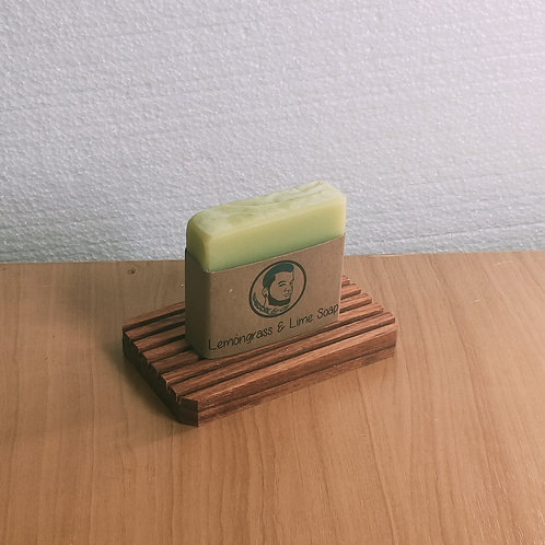 Lemongrass & Lime Soap