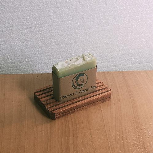 Oakmoss & Amber Soap