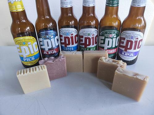 EPIC Beer soap