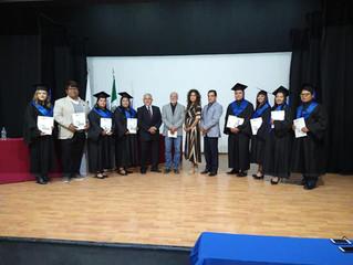 Celebra IEIPE ceremonia de terminación de estudios de programa MEPIP