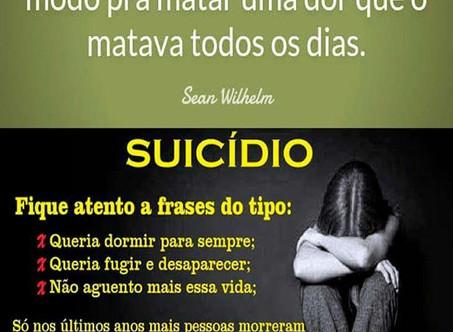 Notas sobre suicídio.