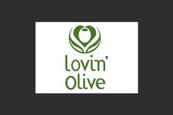 Lovin' Olive logo design