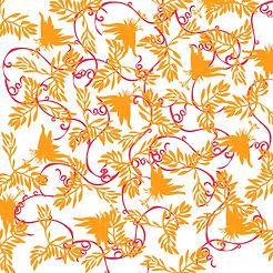 SkyDance, Vine Frenzy, Orange