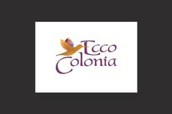 Ecco Colonia logo illustration