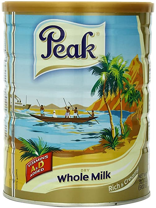 Peak Dry Whole Milk Powder