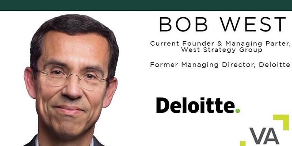 EA Speaker Series: Bob West