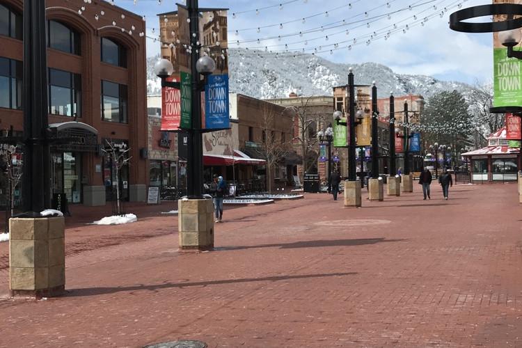 Boulder Visit