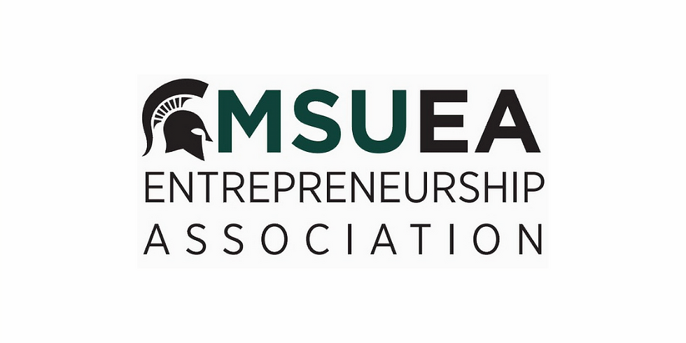 MSU Entrepreneurship Association Meeting