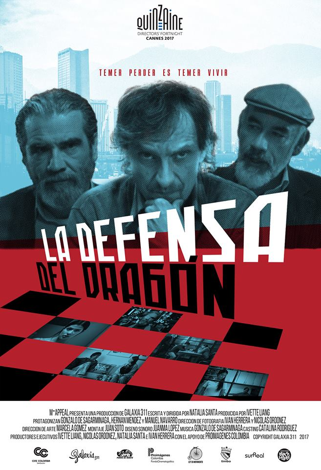 La Defensa del Dragón