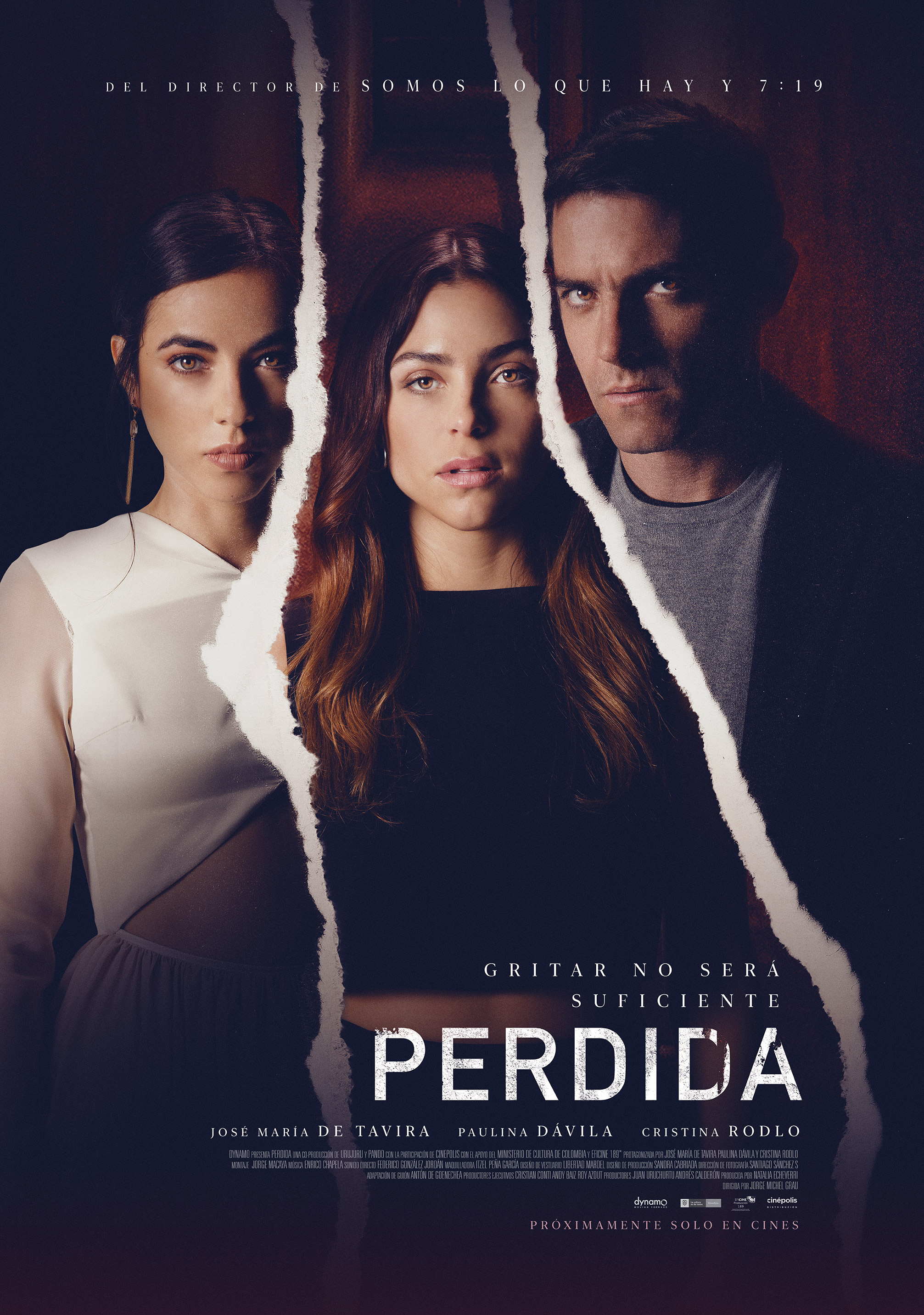 Perdida / Lost (Mexico-Colombia)