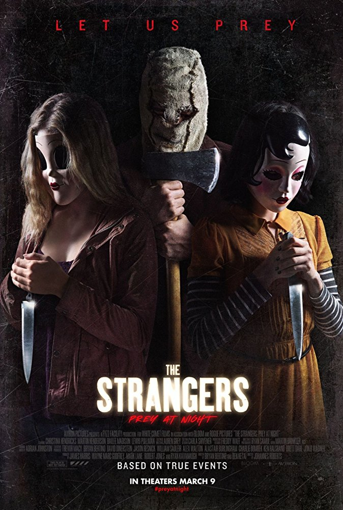 The Strangers: Prey at night (UK/US)