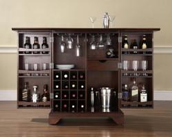 Wooden Liquor Cabinet